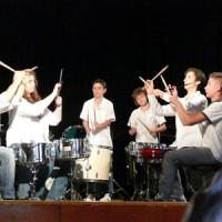 Concert percussions @ pôle culturel | Faye-d'Anjou | Pays de la Loire | France
